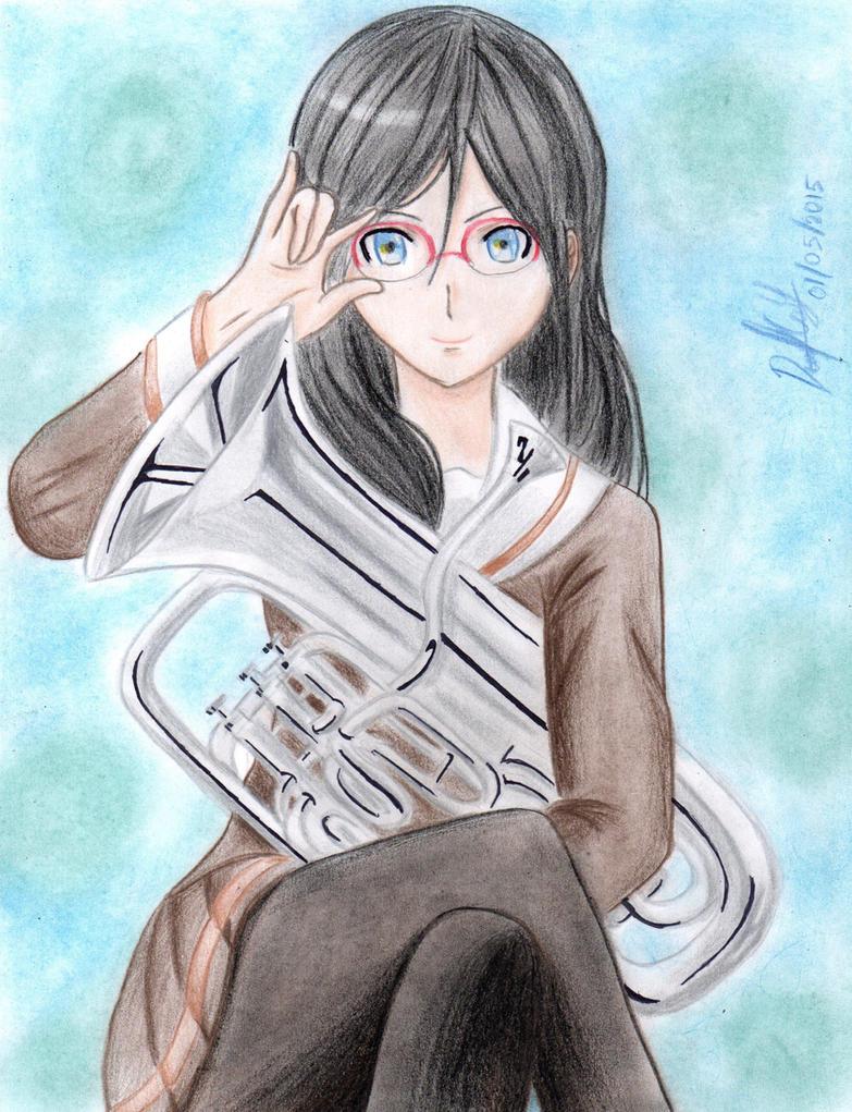 Asuka Tanaka by danielcamilo