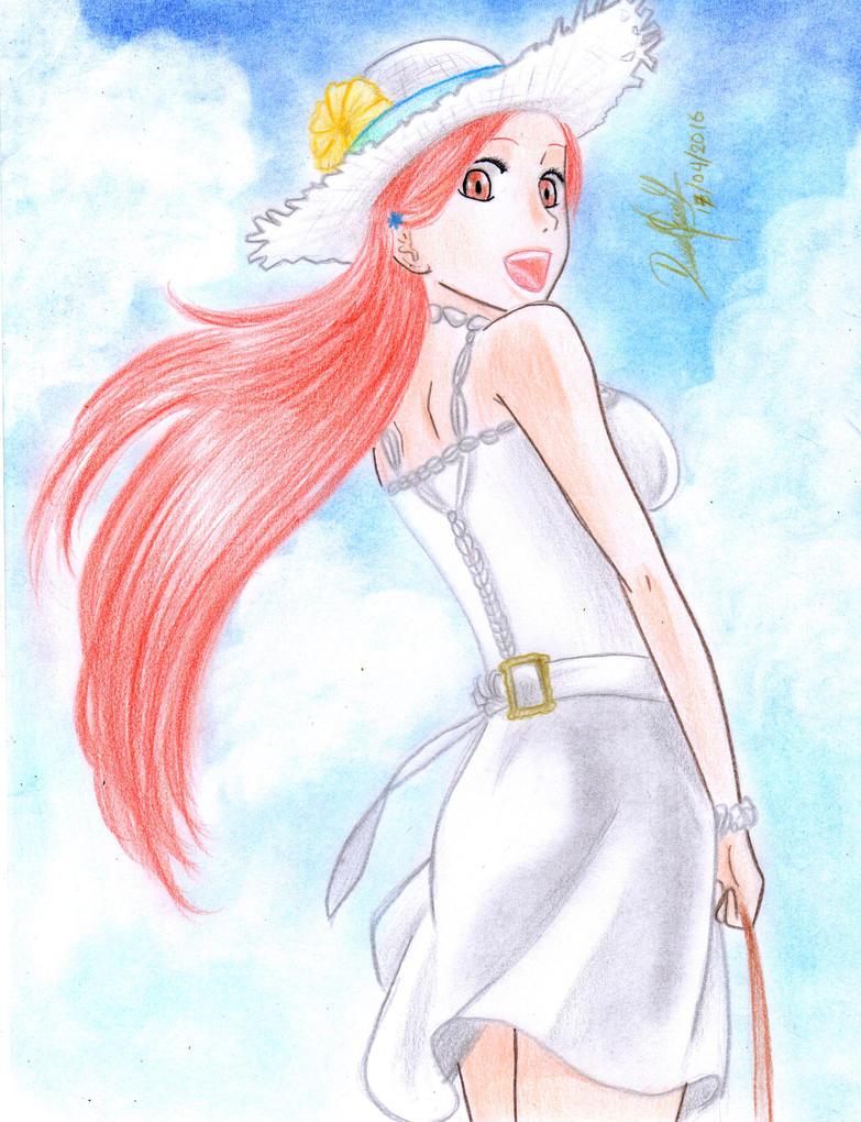 Orihime Inoue by danielcamilo