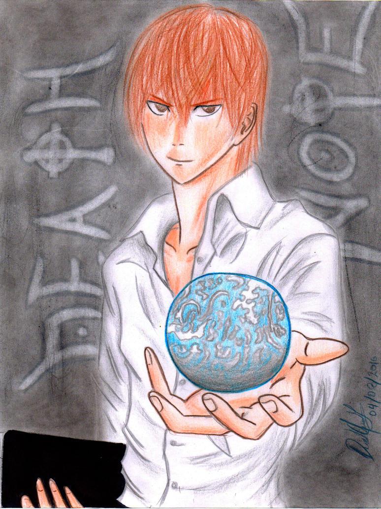 Light Yagami by danielcamilo