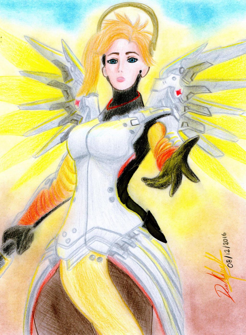 Mercy by danielcamilo