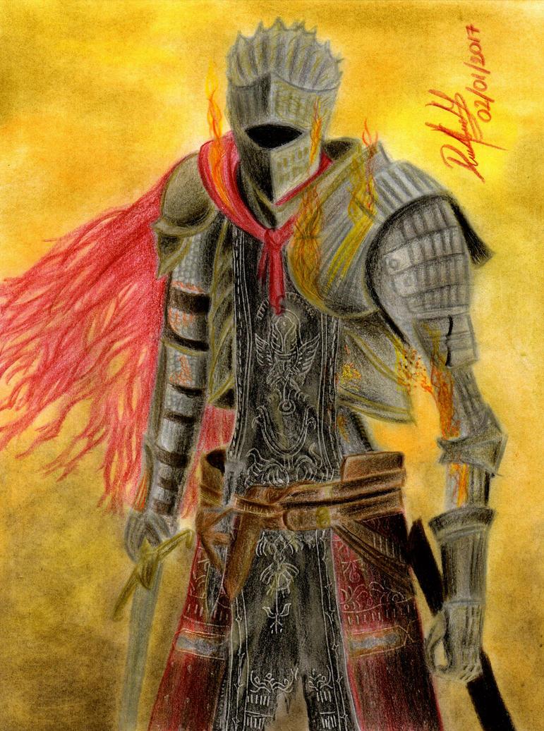 Soul of Cinder (Dark Souls III) by danielcamilo