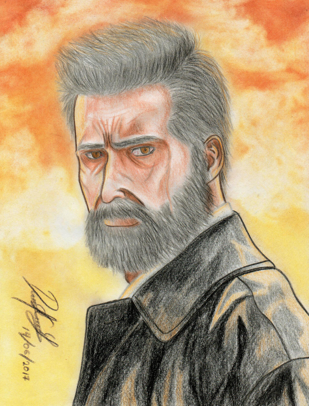 Logan (Movie Version) by danielcamilo