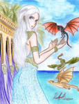 Mother of Dragons (Book version)