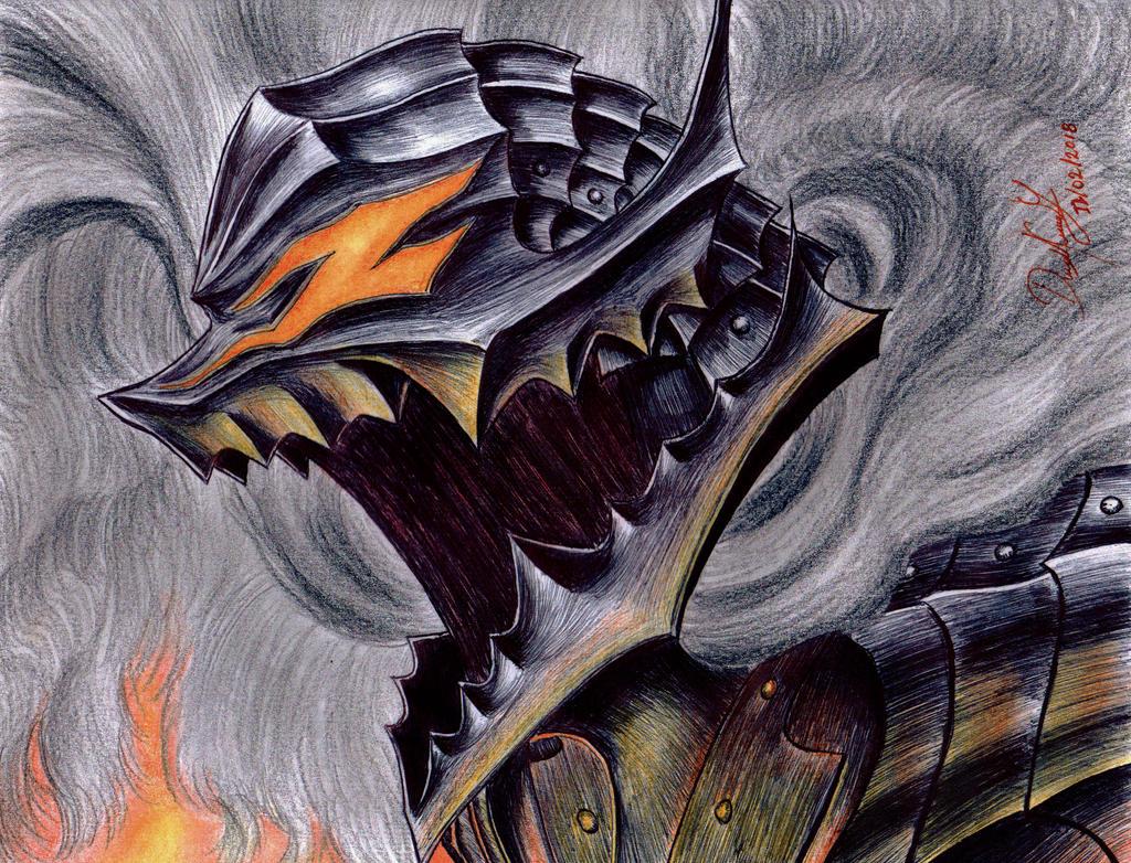 Berserker Armor (Berserk) by danielcamilo