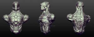 Alien Bust Practice