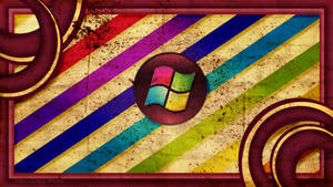 Retro Windows by DaggersSpeakLouder