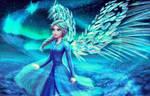 Elsa by HoneyBunny-Art
