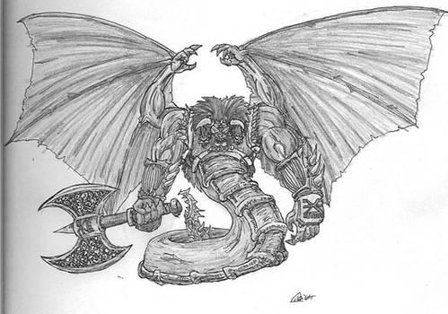 Daemon Prince of Khorne1