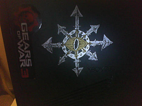 Chaos Star Decal (XBOX 360)