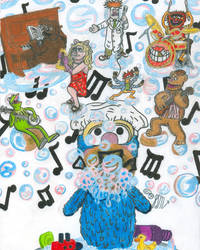 Bubble Bathoon by Sketchman147