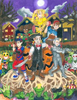 The Great Pumpkin Horde