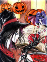 Late Halloween - Finados e etc by MissAmure