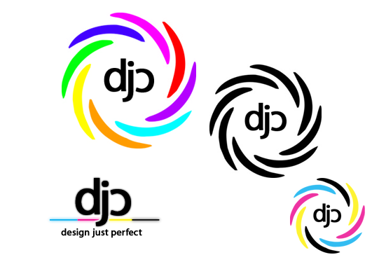 djp logo by lugilu