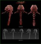 KRANG - redesign TMNT 2013