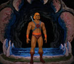 He-Man, Filmation toy sculpt - WIP by onetruth