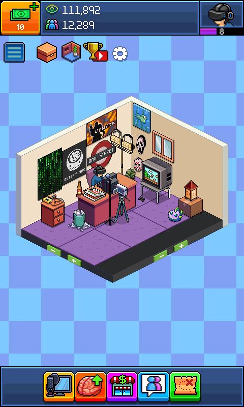 my room pewdiepie tuber simulator by springykid on deviantart