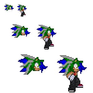 Sprite revamp for Spike by HurricaneThePegasus8