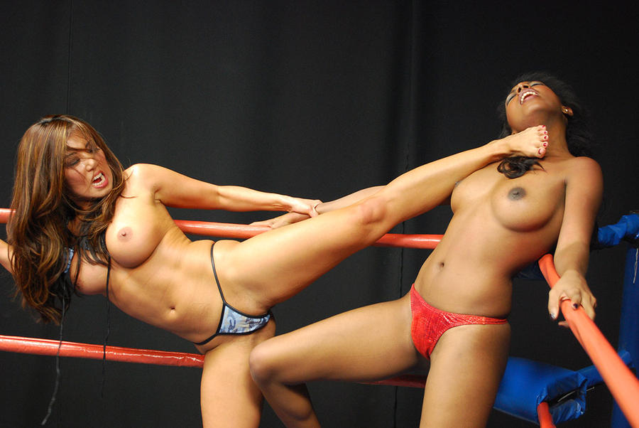Monica May Nude
