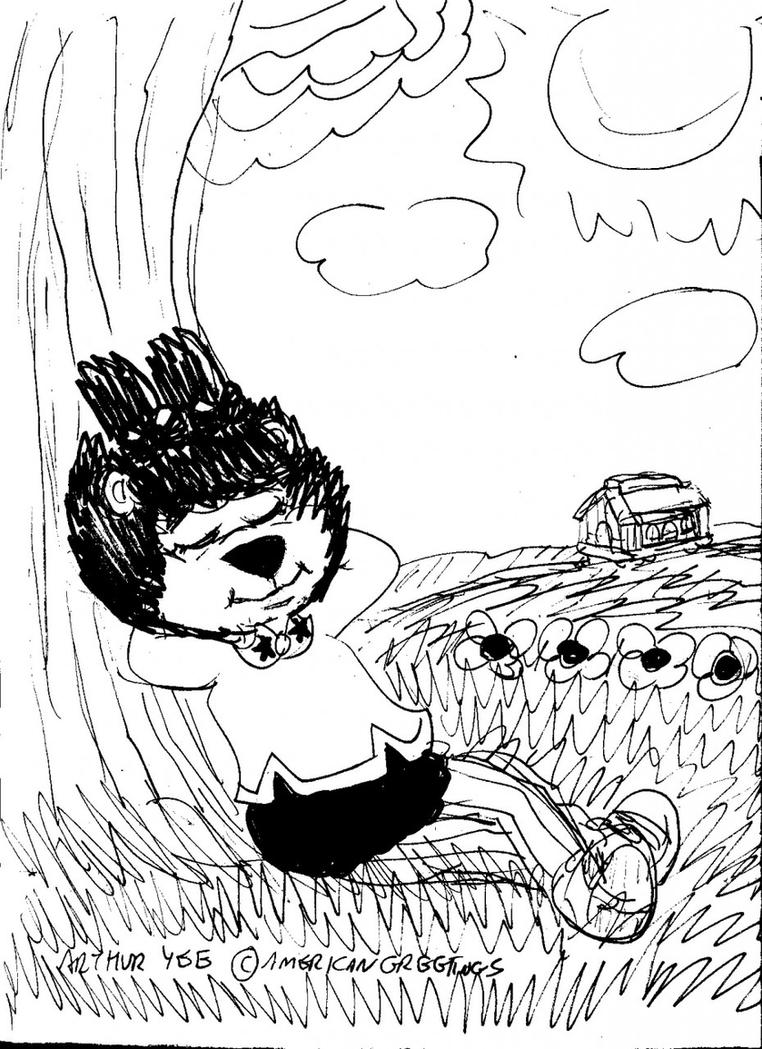 Porcupine Just Fine by Artytoons