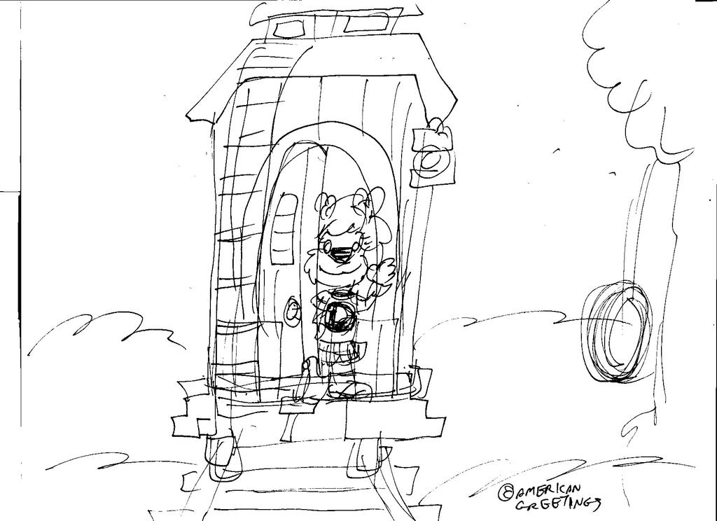 Dog House by Artytoons