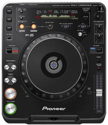 GUI - Pioneer CDJ - 1000 MK3 by Aracama