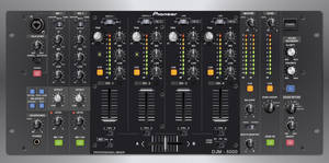 Pioneer DJM-5000 Mixer Rack by Aracama