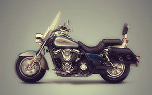 Kawasaki Vulcan Vector Illustration AdobeFIreworks by Aracama