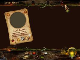 Hidden Object Game UI by Aracama