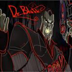 Neon Dr Blakk