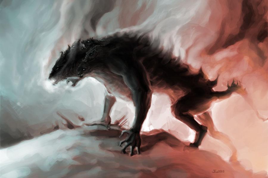 Beast.big.color by JasonGulenchin