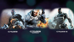 Crysis series by DRV3R