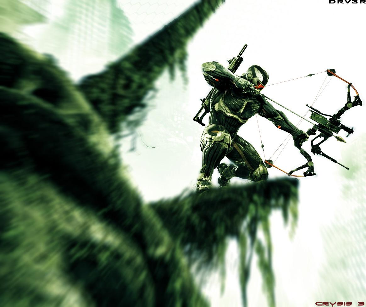 Crysis 3 by DRV3R