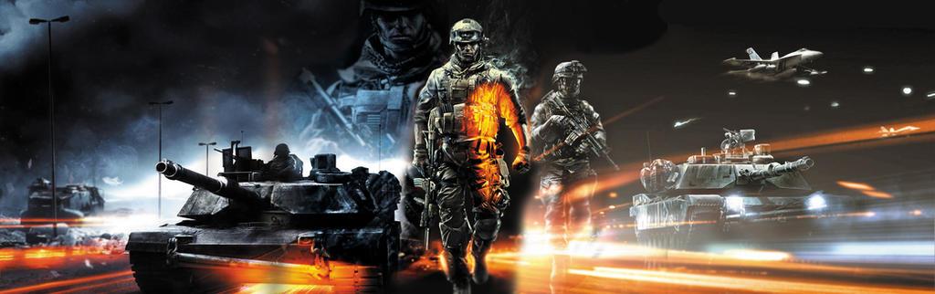 Battlefield 3 by DRV3R
