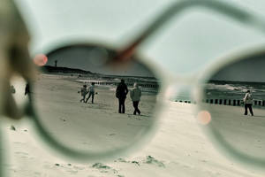 What I see by EVA-line