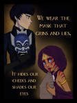 Zutara Week: MASK