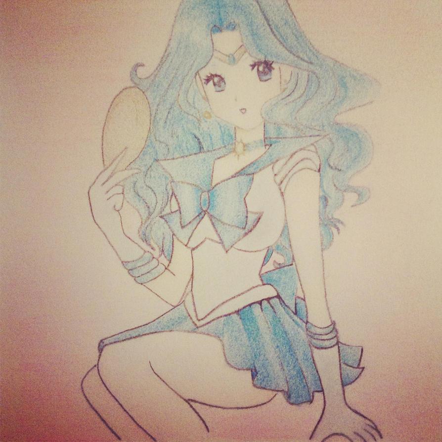 Sailor Neptune by Mechyx