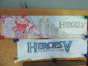 Heroes 5 logo