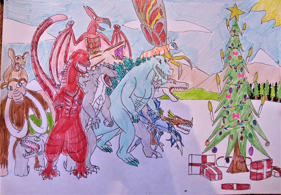 Merry Christmas Guys^u^ by balint2002