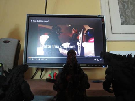 SHMA-Neca Godzilla series