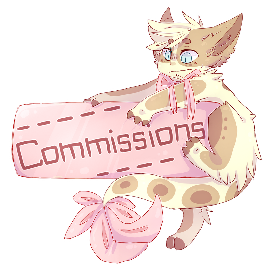 Commission Sign by Coloreevee1997