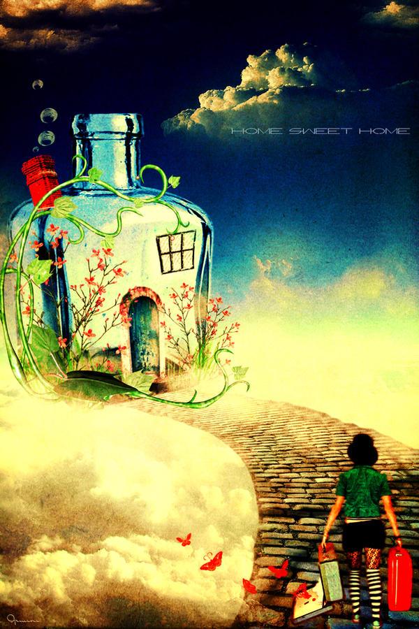 Home Sweet Home by Gemini-Soul