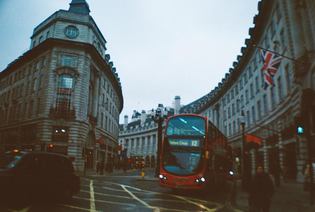 Oxford Circus by MetalNi