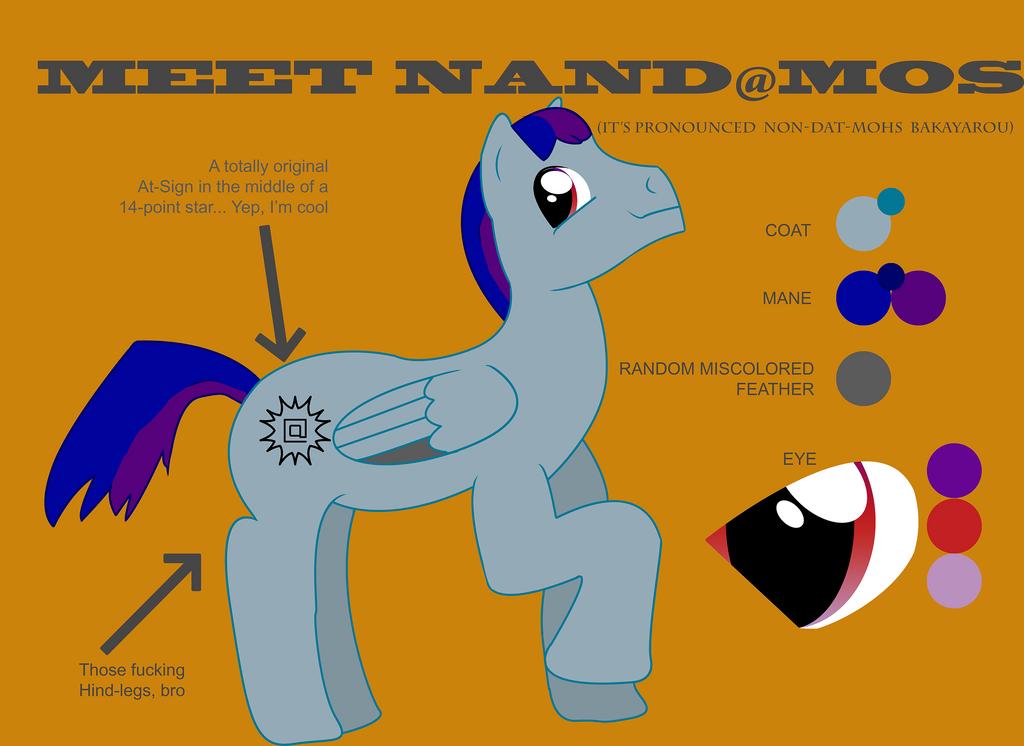 Nand@mos Reference Sheet by nanda7121