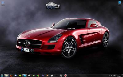 May Desktop by tonistark