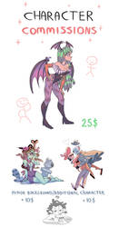 Commissions! by Crew1