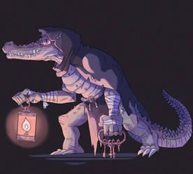 Jailor alligator by Crew1