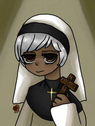 Sister Puritina by Rainbowdoodler209