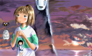 Becoming Spirited Away... by Frootyness