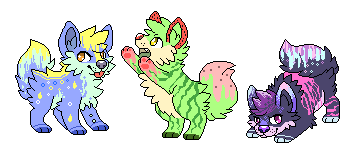 Adoptables {OPEN 1/3} by WHlH