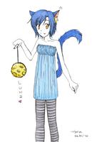 Luna's Moon by Maria--chan